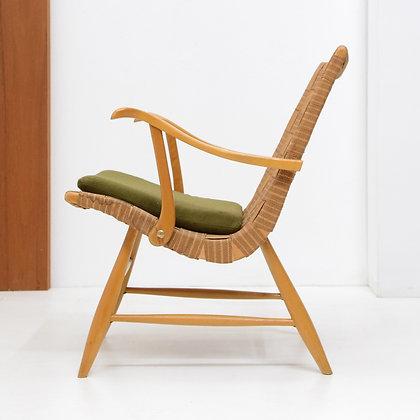 Easy Chair - Yngve Ekstrom, ESE Møbler, c. late 1940s / early 50s