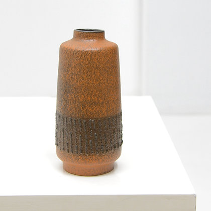 Lava Vase - Veb Haldensleben, East Germany c. 1970s