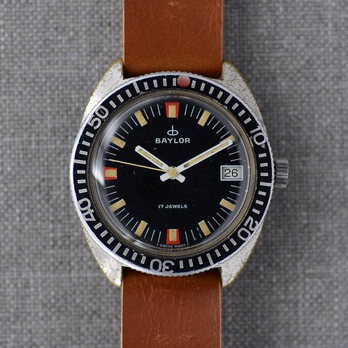Baylor Diver c. 1970s