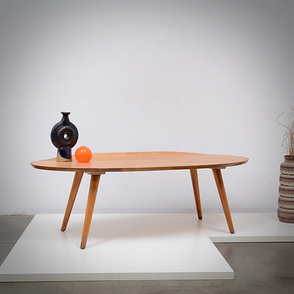 Elliptical Coffee Table - Russell Wright for Conant Ball, c. 1950s