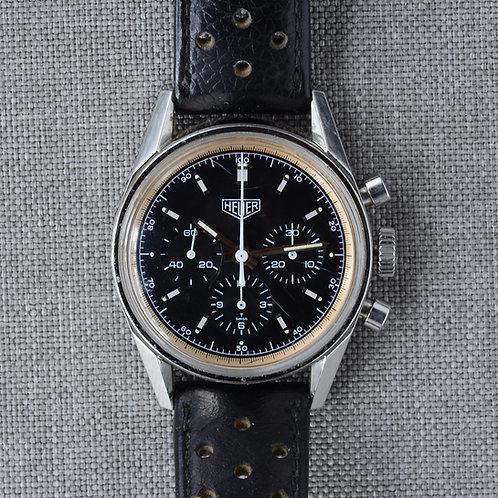 Heuer Carrera 1964 re-edition ref: CS3111 (full set)