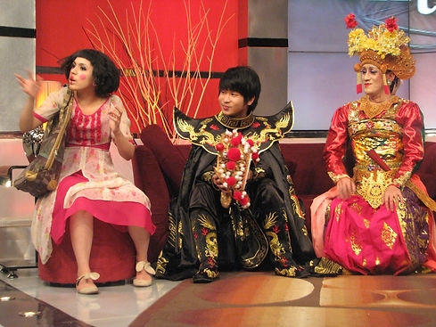 at Hitam Putih Trans 7