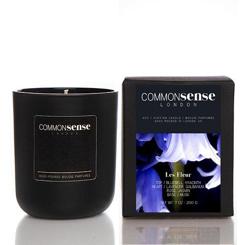 Les Fleurs Monochrome Candle