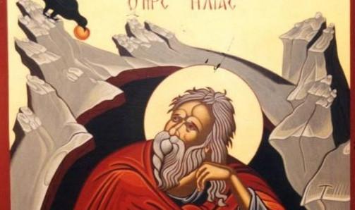 The Prophet Elias (Elijah) of Thesbite