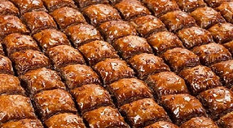 Пахлава турецкая шоколадная 1 кг