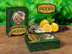 """""""РАДЖА"""" Индийский мелколистовой чай"""