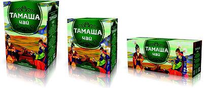 """Чай """"Тамаша"""""""