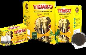 Кенийский чай «ТЕМБО»