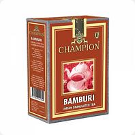 Champion Bamburi, black tea, Черный Гранулированный Чай