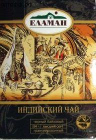 """""""ЕЛАМАН"""" Индийский гранулированый чай"""