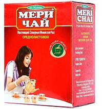 МЕРИ ЧАЙ индийский  среднелистовой чай