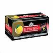 Beta Tea, Lemon, Лимон, Фруктовый черный чай