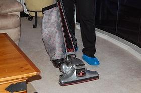 bronze-carpet-vacuuming