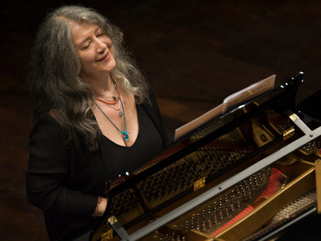 MARTHA ARGERICH - HEROINE OF THE KEYS