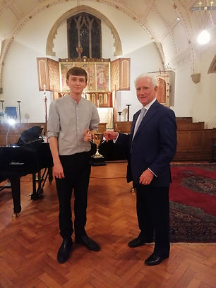 Haslemere String Competition Winner 2019