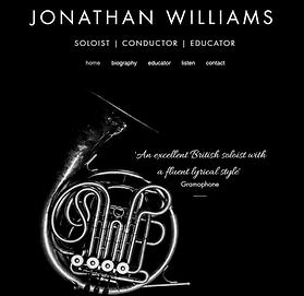 jonathan williams horn