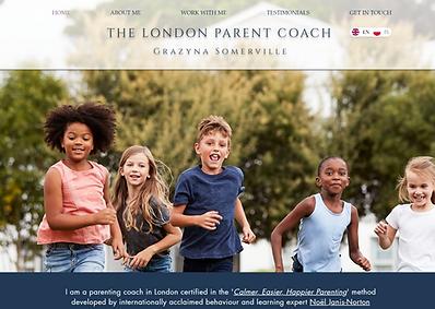 LONDON parenting coach