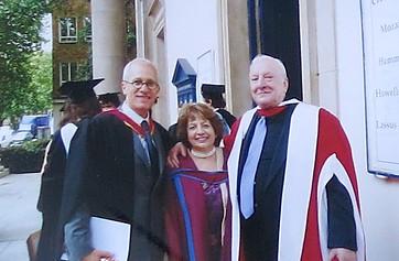 With James Newton Howard and Richard Rodney Bennett
