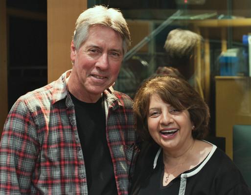 With Alan Silvestri