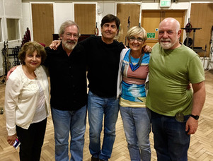 With Thomas Newman