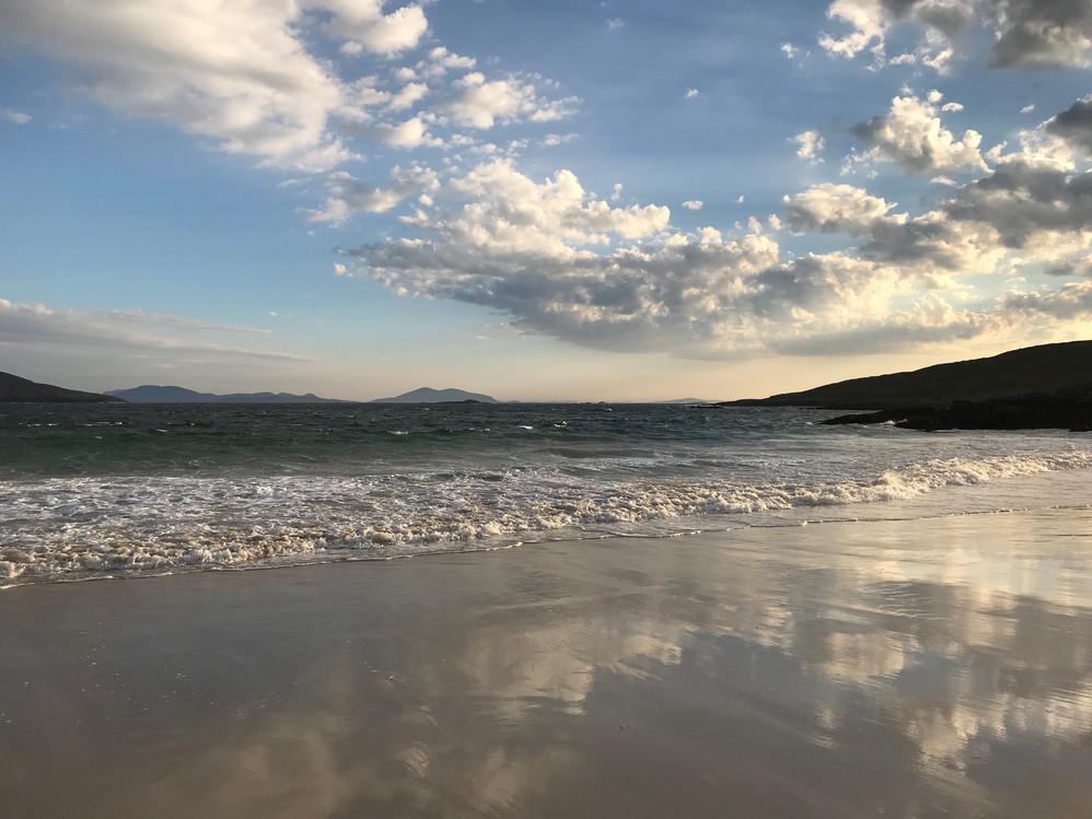 Hushinish beach