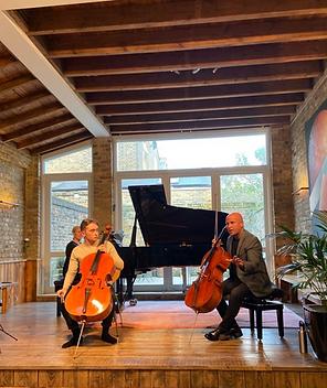 Cello Masterclass with Robert deMAINE