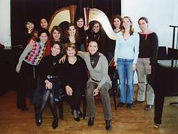 Masterclass at the Paris Conservatoire