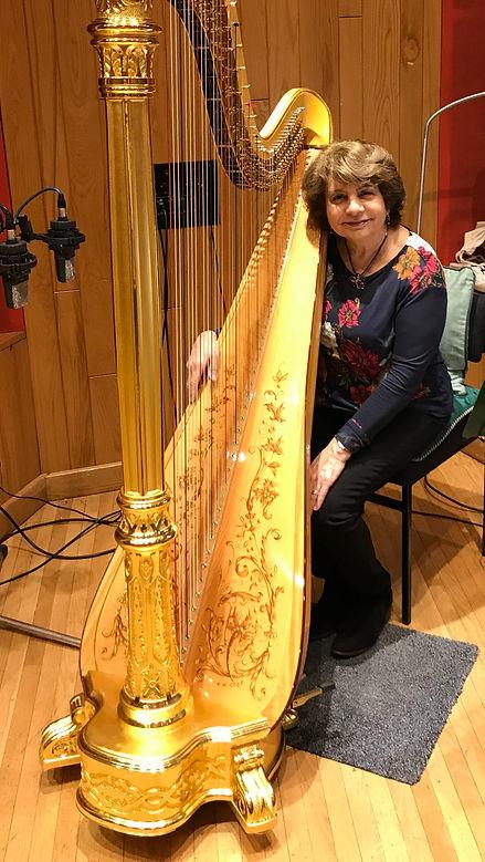 skaila kanga harp