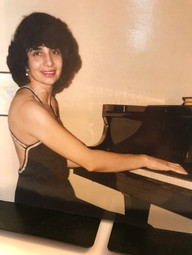 Piano playing days!