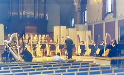 Harp Showcase Concert RAM