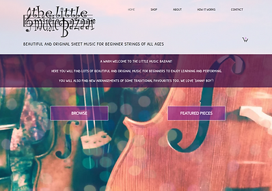 the little music bazaar