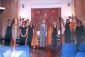 Academy Harp Ensemble