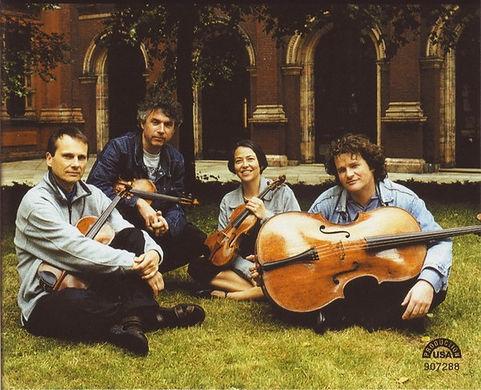 peter hanson eroica quartet