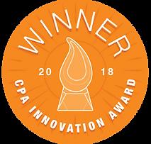 Winner of CPA Innovation Award