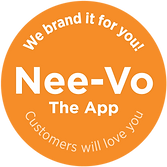 Nee-Vo the app. We brand it for you for free!