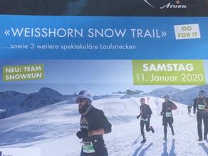 Swiss Snow Walk & Run