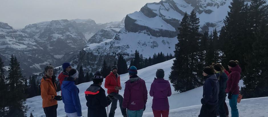 K2 Frauen Camp Braunwald 2020