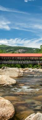 The Albany Covered Bridge