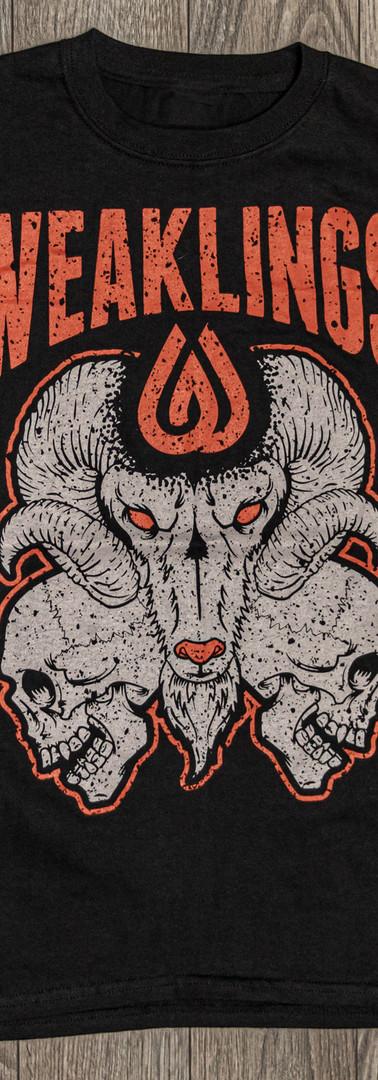 Weaklings - Evil Goat