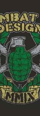 Combat By Design - Throwback Grenade