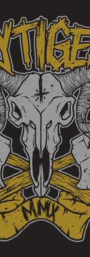 SkyTigers - Goat Skull est. 2010