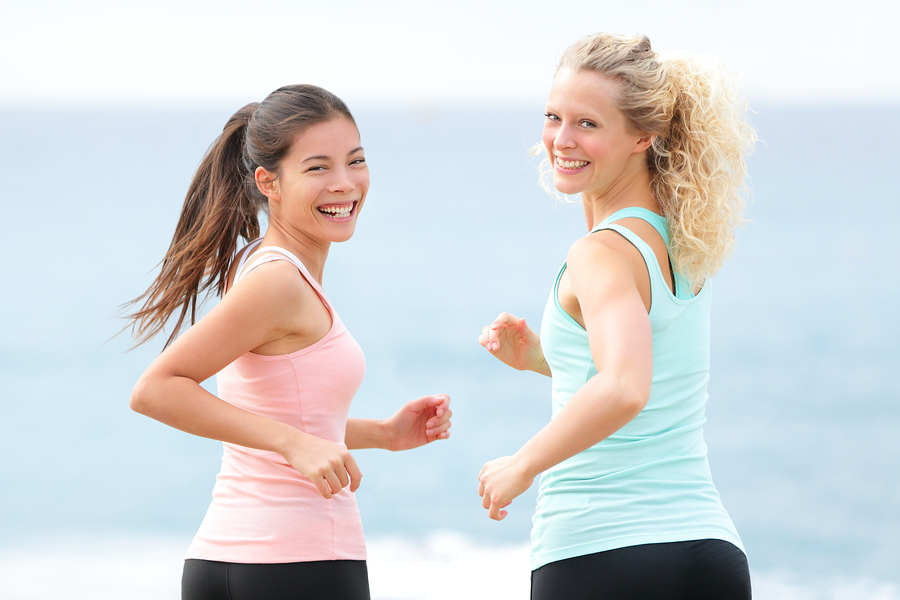 bigstock-Women-running-exercising-Two--91723592