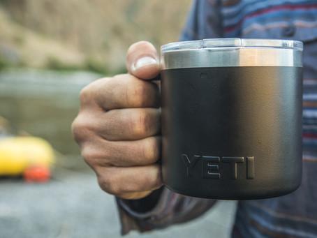 Product Review: Yeti Camp Mug