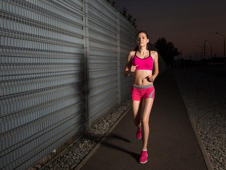 Safety First: Run well, run safe, run smart.
