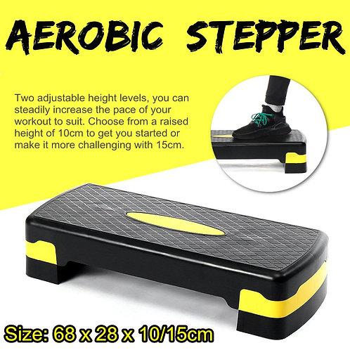 Adjustable Non-Slip Cardio Step