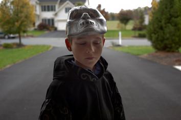 Grant Halloween Mask, 2008