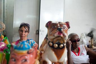 Flea Market, Cuba, 2010