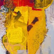 Imbedded Series, Yellow Venice, 2014