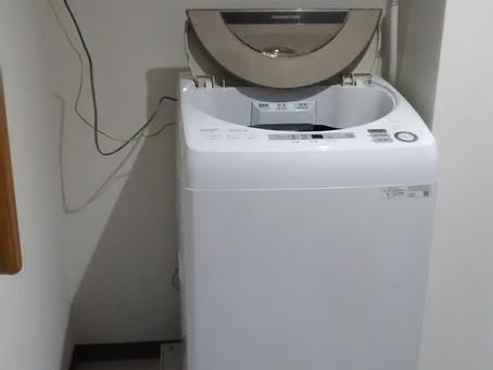シニア向けの簡単洗濯機