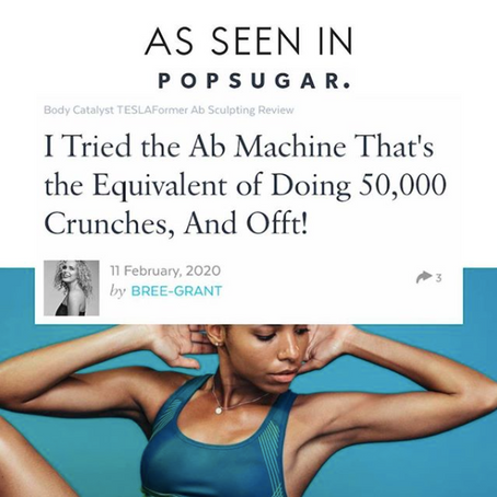 Body Catalyst feature by POPSUGAR